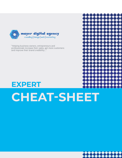 Expert Cheat-Sheet